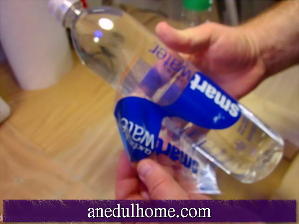 Drinking water homemade: Water treatment at home