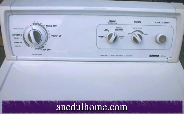 Do-it-yourself: repair the washing machine yourself?