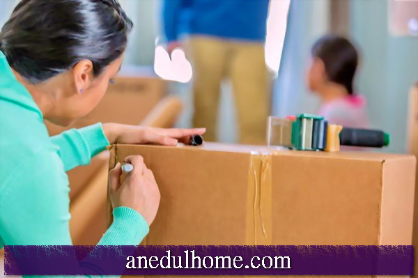 Organizing Moving - Tips for a Stress-Free Moving