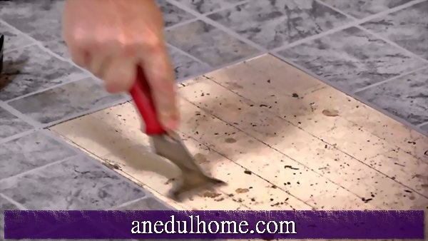 Removing screed - the right tool makes it easier