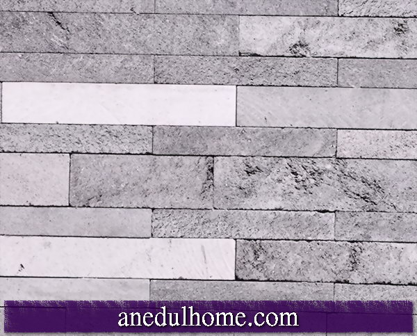 Stone wall cladding: How to make this look in your own four walls